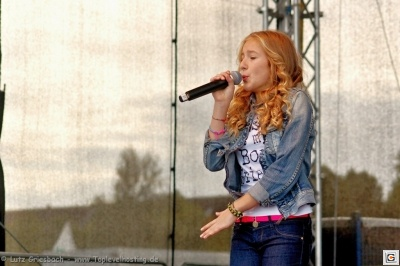 Rita Gueli - On Stage bei der Kids Parade 2013 Berlin_9