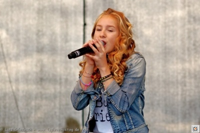 Rita Gueli - On Stage bei der Kids Parade 2013 Berlin_27