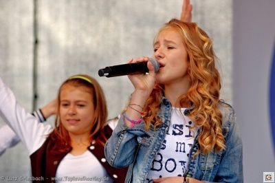 Rita Gueli - On Stage bei der Kids Parade 2013 Berlin_31
